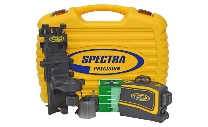 Spectra Precision Lt58 Green Beam Laser