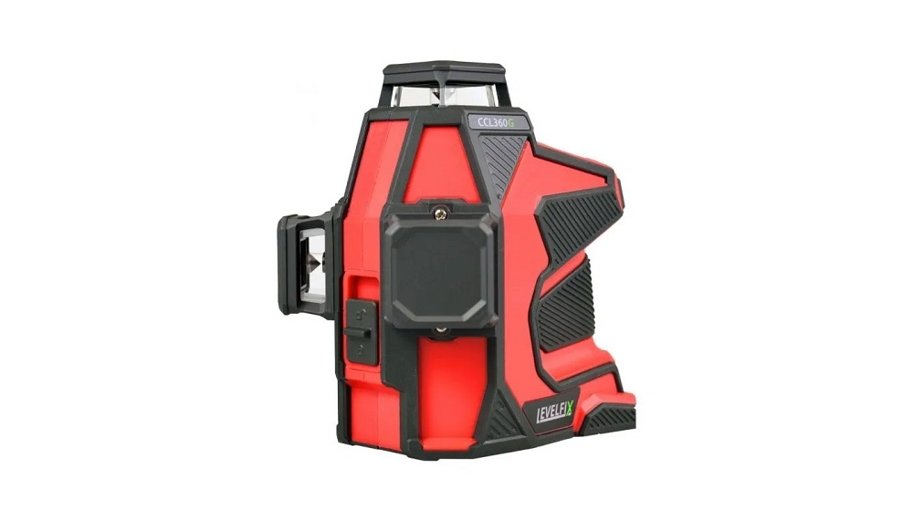 levelfix 360g green multi line laser level