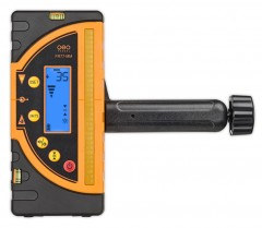 the FR77-MM detector with digital level indication in millimetres,