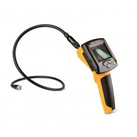 Video borescope for inspection and survey of inaccessible areas. Trades and tasks: Sanitary, heating and ventilation, car industry, workshops, renovation