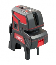 levelfix cl202r red cross line laser