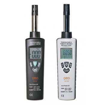 FHT 60 and FHT 100 Humidity and Temperature Meter